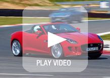 Jaguar F-Type: la nostra video-prova in pista