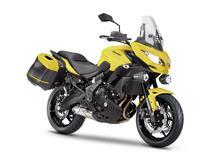 Kawasaki Versys 650 Tourer Plus (2017 - 19)