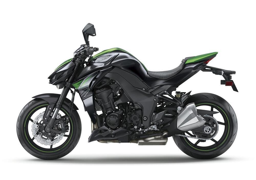 Kawasaki Z 1000 (2017 - 19) (4)