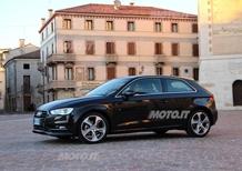 Audi: nuovi motori per A3, A3 Sportback e A7 Sportback