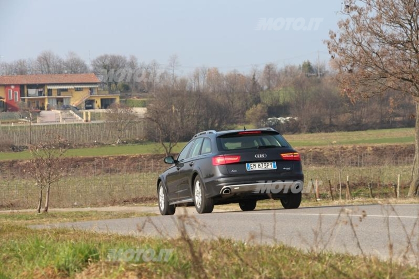 Audi A6 Allroad Quattro Prove Automoto It