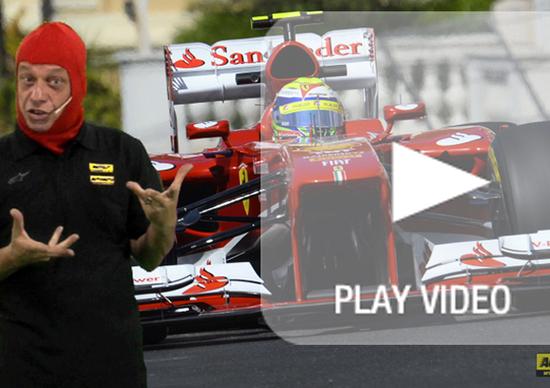 Oriano Ferrari entra nel team F1 di Automoto.it