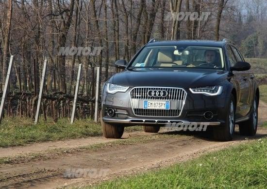 Audi A6 allroad - Test - Automoto.it