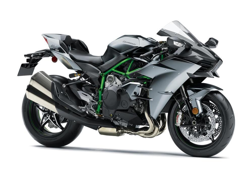 Kawasaki Ninja H2 Carbon (2017 - 18) (3)