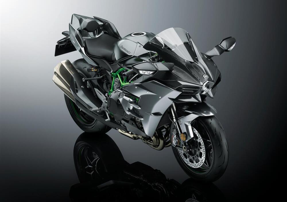 Kawasaki Ninja H2 Carbon (2017 - 18)