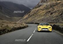 Aston Martin V12 Vantage S - Video