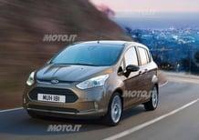 La Ford B-MAX è la Multi Activity Vehicle più venduta in Europa