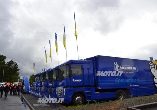 Michelin: tutto pronto per la 24 Ore di Le Mans 2013
