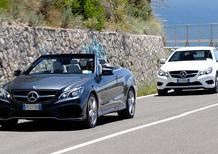 Mercedes Classe E: le nuove Cabrio e Coupé