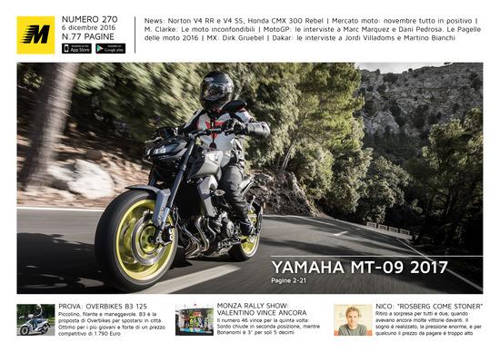 Magazine n°270, scarica e leggi il meglio di Moto.it