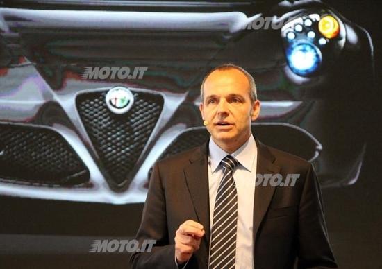Vignon: «L'Alfa Romeo 4C è progettata in funzione dell'emozione di guida»