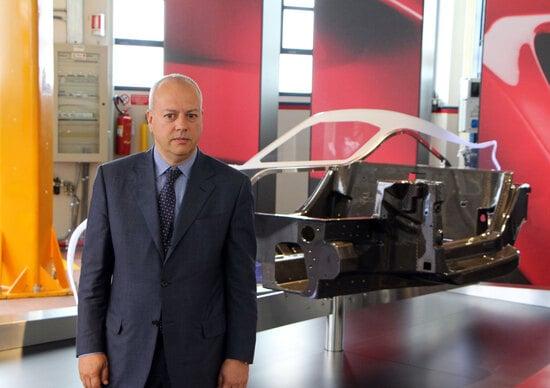 Pierallini: «Alfa Romeo 4C è nata da un foglio bianco»