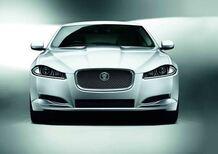 Jaguar XF 2014: sarà dotata di un diesel più efficiente da 2.2 litri