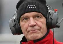 Ullrich, Audi: «Le Mans 2013? Per vincere dobbiamo girare mezzo secondo più veloci»