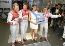 24 Ore di Le Mans 2013: l'Audi conquista la pole