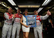 Kristensen, Duval, McNish: chi sono i vincitori di Le Mans 2013