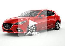 Nuova Mazda3: prime immagini e informazioni ufficiali