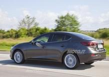Nuova Mazda3 Sedan: prime immagini ufficiali