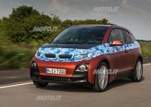 BMW i3: tutti i dettagli dell'elettrica di Monaco