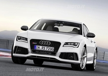 Audi RS7 Sportback: listino prezzi