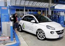 Opel Adam a GPL: il dubutto a Francoforte