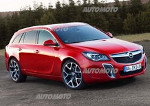 Opel Insignia OPC restyling