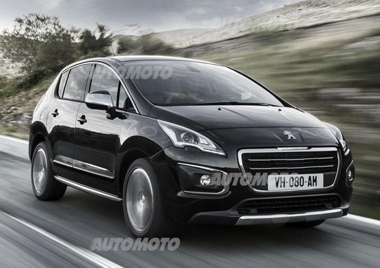 Peugeot 3008 E 5008 Restyling Entrano In Concessionaria News