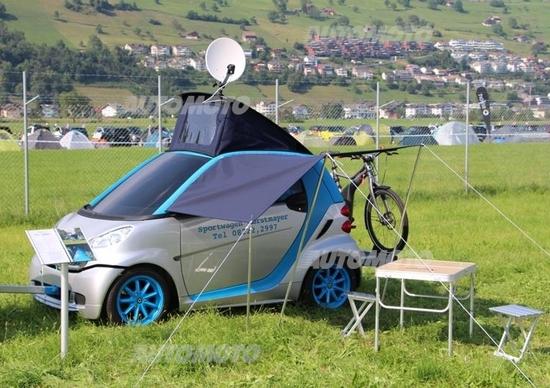 smart: siamo stati al raduno mondiale a Lucerna