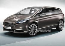 Ford S-Max Concept