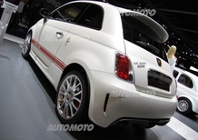 Abarth al Salone di Francoforte 2013