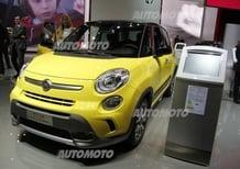 Fiat al Salone di Francoforte 2013