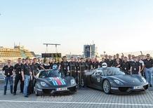 Porsche 918 Spyder: ha già strappato il nuovo record al Nürburgring