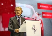 Montezemolo: «Ferrari investirà due miliardi di euro nei prossimi cinque anni»