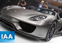 Salone di Francoforte 2013: tutte le novità dal mondo delle supercar