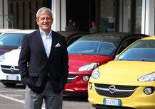 Matteucci: «Opel Adam è l'emblema della city car. Oggi ancor di più con il GPL»