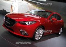 Fiaschetti: «Il 2.2 diesel della Mazda3 ha costi di gestione inferiori a un 1.6»