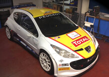 CIR 2013. Peugeot 207 Targa Florio Limited Edition!