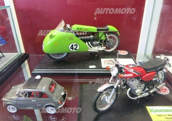 Novegro: all'Hobby Model Expo 2013 anche auto e moto