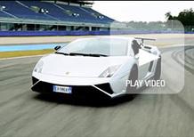 Lamborghini Gallardo LP 570-4 Squadra Corse: primo video ufficiale
