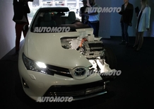 """The Hybrid Space"": come scoprire la tecnologia ibrida Toyota a Milano"