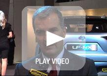 Il video delle novità Lexus al Salone di Francoforte 2013