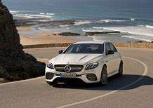 Mercedes Classe E 63 S AMG [Video primo test]