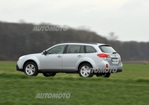 Subaru Outback 2.0D Linertronic