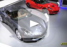 Il video delle novità Chevrolet al Salone di Francoforte 2013