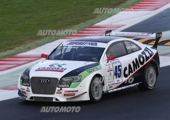 Superstars: Audi e Morbidelli vincono il Campionato 2013