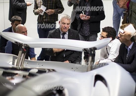 Stephenson, McLaren: «Il pensiero di andare oltre la F1 ci rendeva nervosi. Ma con la P1 ci siamo superati»