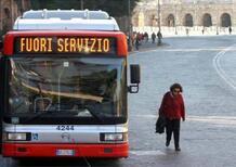 Roma: sciopero dei trasporti martedì 3 dicembre
