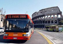 Roma: sciopero dei mezzi lunedì 7 aprile