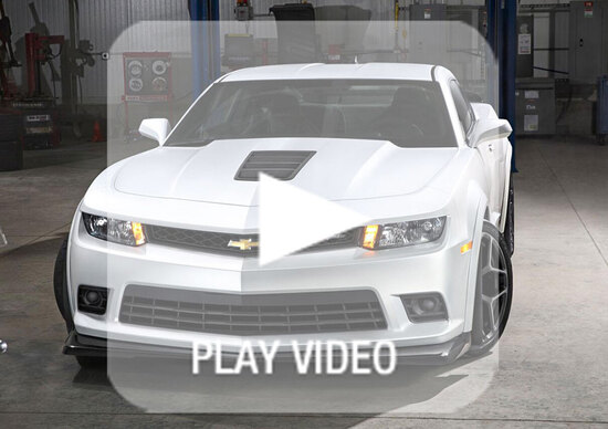 Chevrolet Camaro Z/28: gira al Nürburgring in 7' 37''