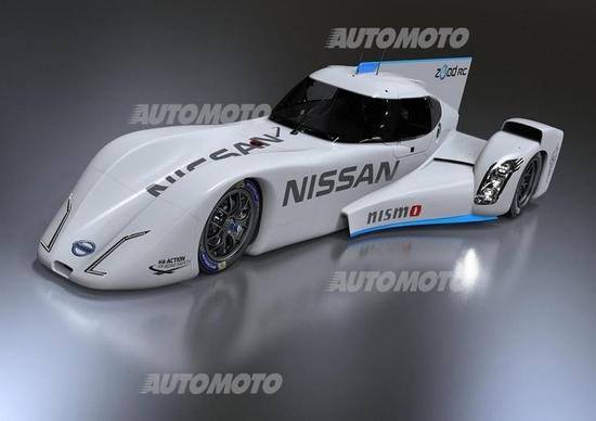 Nissan Zeod RC: pronta per la 24 Ore di Le Mans 2014